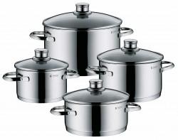 WMF Saphir Cookware Set 4 szt. 0725046380