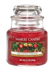 Yankee Candle Red Apple Wreath Classic malá