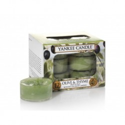 Yankee Candle Olive & Thyme