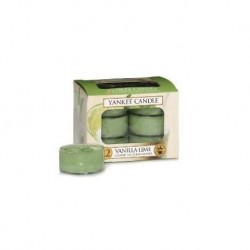 Yankee Candle Vanilla Lime