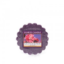 Yankee Candle Black Plum Blossom vonný vosk do aroma lampy