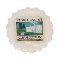 Yankee Candle Clean Cotton vonný vosk do aroma lampy