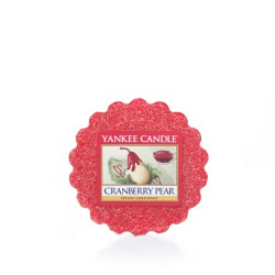 Yankee Candle Cranberry Pear vonný vosk do aroma lampy