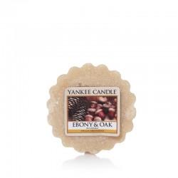 Yankee Candle Ebony & Oak vonný vosk do aroma lampy