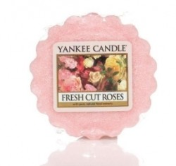 Yankee Candle Fresh Cut Roses vonný vosk do aroma lampy