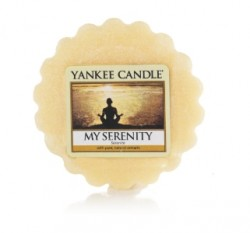 Yankee Candle My Serenity vonný vosk do aroma lampy