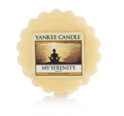 Yankee Candle My Serenity vonný vosk do aroma lampy