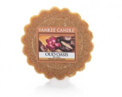 Yankee Candle Oud Oasis vonný vosk do aroma lampy