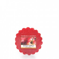 Yankee Candle Sweet Apple vonný vosk do aroma lampy