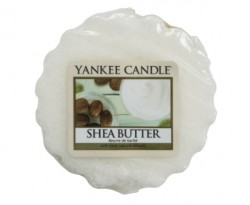 Yankee Candle Shea Butter vonný vosk do aroma lampy