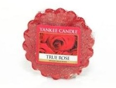 Yankee Candle True Rose vonný vosk do aroma lampy
