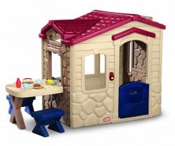 Little Tikes Piknikový domek s terasou 170621