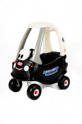 Little Tikes Cozy Coupe Policie 615795