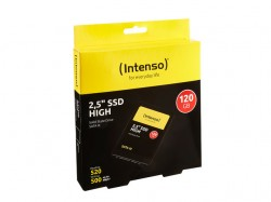 Intenso SSD 120GB SATA III 2,5
