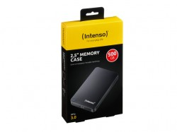 "Disk Intenso 2,5"" USB 3.0 MemoryCase 500GB"