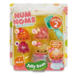 MGA Num Noms Starter Pack Series 2- Jelly Bean Sampler