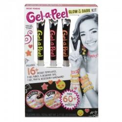 MGA Gel-A-Peel Accessory 3 pk Kit- Świecące w ciemności 546252