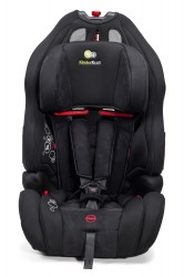KinderKraft Smart Up black (I/II/III) KKSMRTUBLK0000