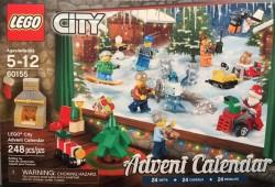 LEGO LEGO City Adventní kalendář 60155