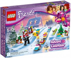 LEGO LEGO Friends Adventní kalendář 41326