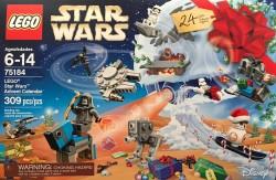 LEGO Star Wars TM Adventní kalendář 75184