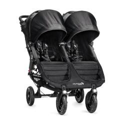 Kočárek Baby Jogger Citi Mini Gt dvojitý Black/Black BJ16410
