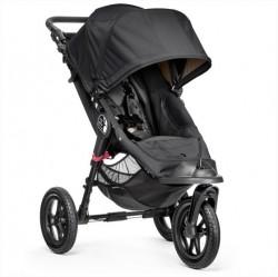 Kočárek Baby Jogger City Elite Black BJ13410