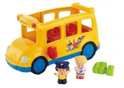 Fisher Price Little People Školní autobus CBL55