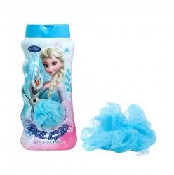 Air-Val Frozen sprchový gel 450 ml + houbka