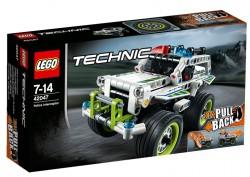 LEGO Technic Policejní zásahový vůz 42047