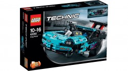 LEGO Technic Dragster 42050