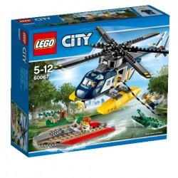 LEGO CITY Pronásledování helikoptérou 60067