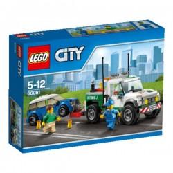 LEGO City Odtahový pick-up 60081