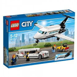 LEGO CITY Letiště VIP 60102