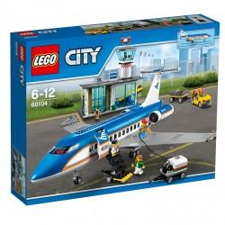 LEGO CITY Letiště terminál pro pasažéry 60104