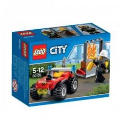 LEGO City Hasičský terénní vůz 60105