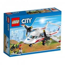 LEGO CITY Záchranařské letadlo 60116