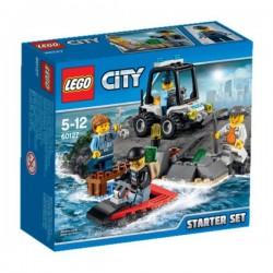 LEGO City Vězení na ostrově, startovací sada 60127