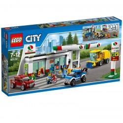 LEGO CITY Town Čerpací stanice 60132