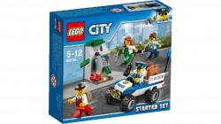 LEGO City 60136 Policie – startovací sada