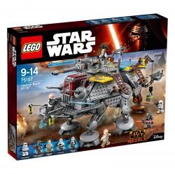 LEGO STAR WARS AT-TE kapitána Rexe 75157