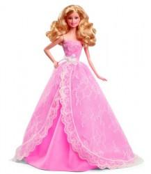 Mattel Barbie Sběratelská Krásné narozeniny CFG03
