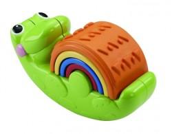 Fisher Price Skládačka krokodýl CDC48