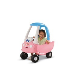 Little Tikes Cozy Coupe princezny