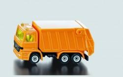SIKU Blister - Vozidlo na odvoz odpadu 1811