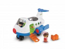Fisher Price Little People Veselé letadlo CBL28