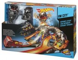Mattel Hot Wheels dráha Carzilla útočí CDR06