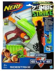 Hasbro NERF ZOMBIE STRIKE SIDESTRIKE A6557