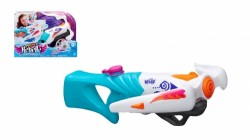 Hasbro NERF Rebelle Super Soaker Vodní kuše vystřelující 3 proudy B0476