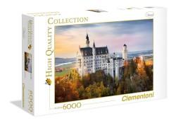 Clementoni PUZZLE 6000 dílků HQ Neuschwanstein 36522